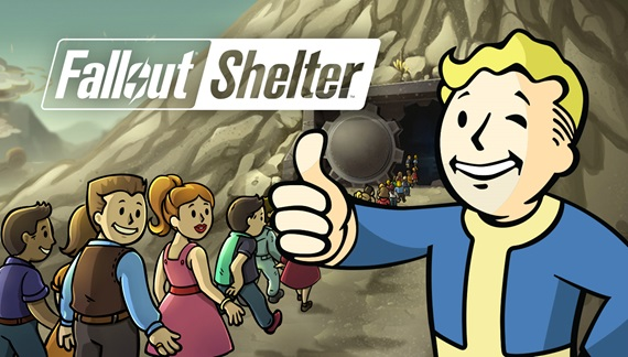 Fallout Shelter - Nintendo Switch Trailer