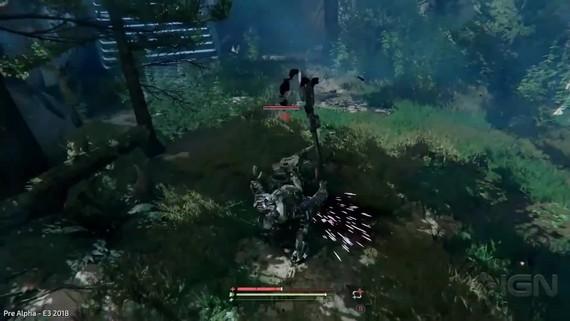 Surge 2 - gameplay