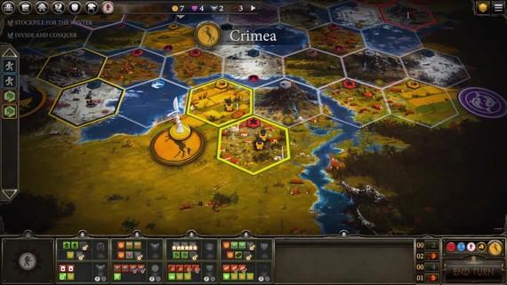 Scythe Digital Edition - Gameplay Trailer