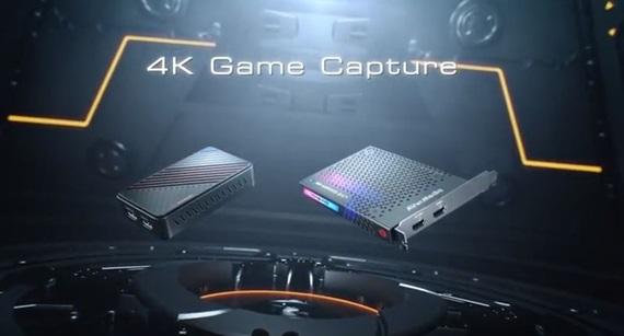 AVerMedia Live Gamer 4K a Live Gamer ULTRA - trailer
