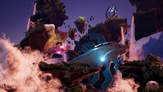 Planet Alpha - gameplay ukážka