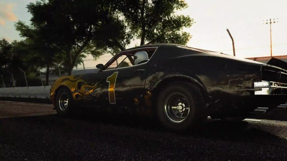 Wreckfest - launch trailer