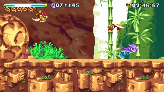 Freedom Planet - Announcement Trailer