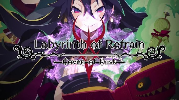 Labyrinth of Refrain: Coven of Dusk - Announcement Trailer