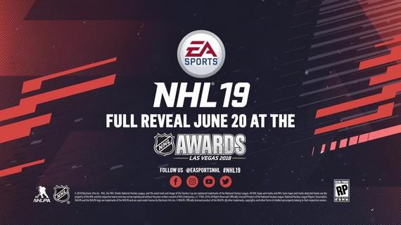 NHL 19 - Teaser