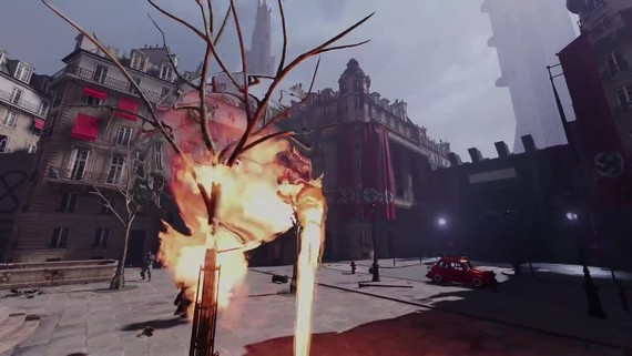 Wolfenstein: Cyberpilot trailer