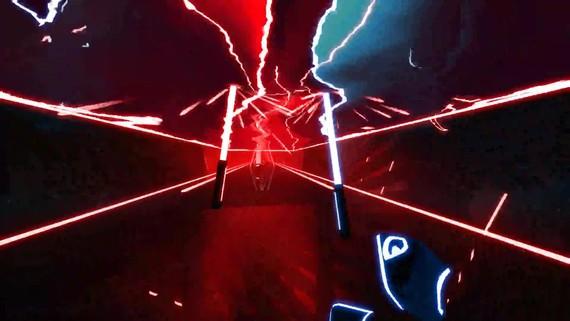 Beat Saber - PS VR trailer