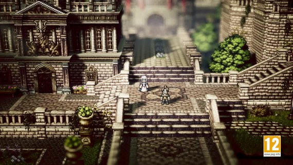 Octopath Traveler - Switch E3 trailer