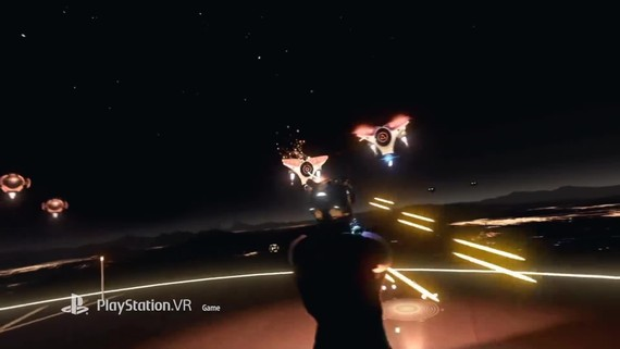 Space Pirate Trainer - ohlásenie hry