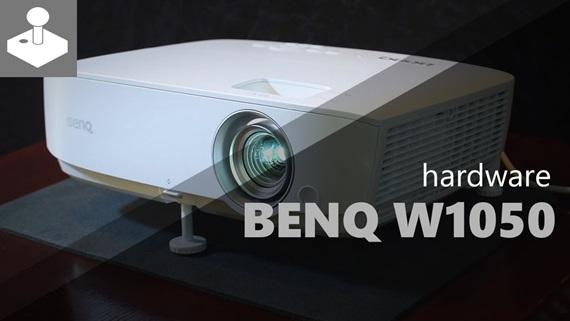 BenQ W1050 - recenzia