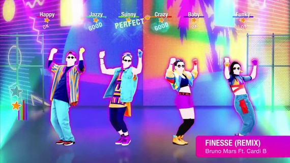 Just Dance 2019 – E3 Reveal