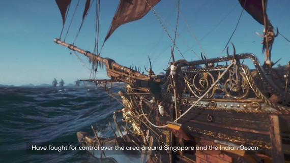 Skull And Bones - Pirate Stories from The Indian Ocean