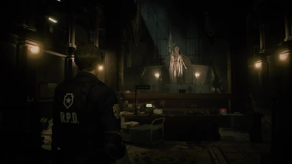 Resident Evil 2 - 4K gameplay video