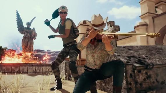 PUBG - E3 2018 - Trailer