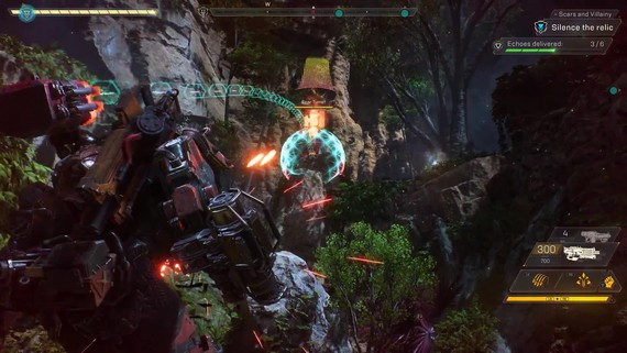 Anthem - E3 2018 - PC gameplay