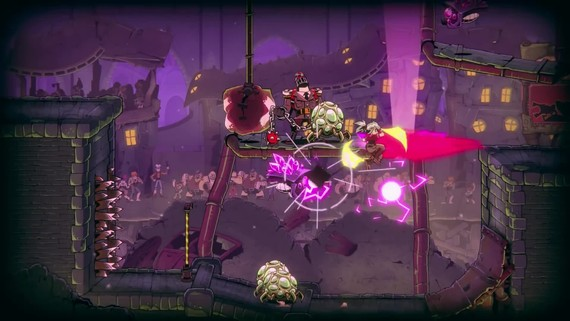 Speed Brawl - Gameplay Trailer