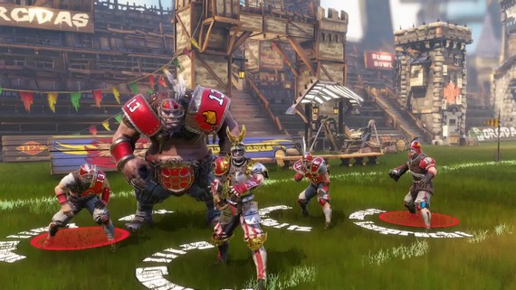 Blood Bowl: Death Zone - Early Access trailer