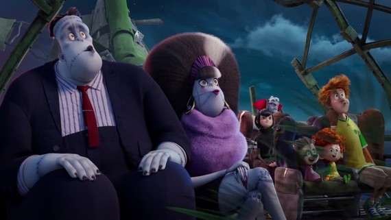 Hotel Transylvania 3: Monsters Overboard - trailer