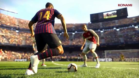 Pro Evolution Soccer 2019 - Demo Trailer