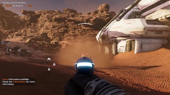 Far Cry 5: Lost on Mars expanzie ukazuje zbrane, nepriateľov a prostredie