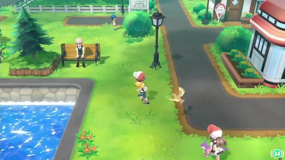 Preskúmajte svet Pokémon: Let's Go, Pikachu! & Pokémon: Let's Go, Eevee!