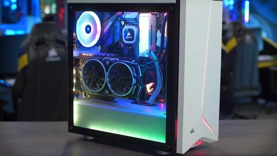Predstavenie PC hernej skrinky CORSAIR CARBIDE SPEC-06 RGB