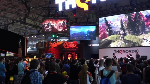 THQ Nordic GAMESCOM 2018 Trailer