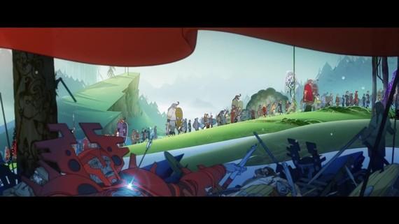 Banner Saga 3 - Launch Trailer