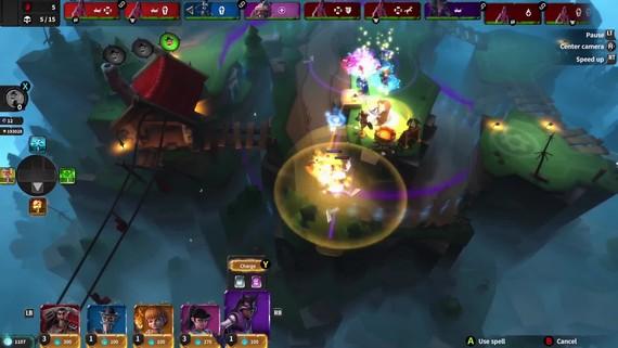 Hero Defense - Feature #1: Battles