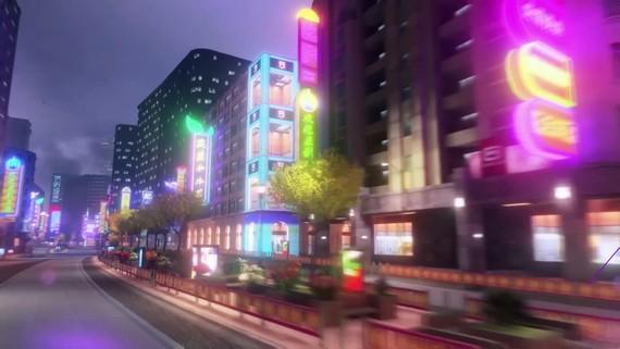 Asphalt 9 predstavuje Shanghai