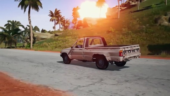 PUBG predstavuje nové vozidlo - Rony