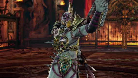Soul Calibur VI: Voldo trailer