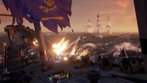 Sea of Thieves predstavuje Aliancie