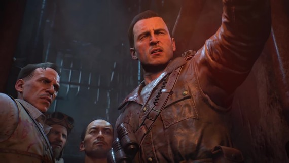 COD Black Ops 4 - Zombies - Blood of the Dead