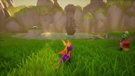 Spyro Reignited Trilogy - gameplay