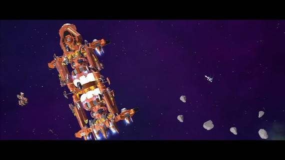 """Star Control: Origins - Gamescom trailer """"By Any Means Necessary"""""""