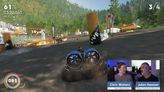 The Crew 2 - Gator Rush update pridá do hry preteky na vznášadlách