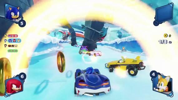 Team Sonic Racing - Team Gameplay Spotlight