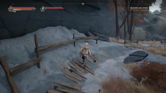 Ashen ponúka rozsiahlu komentovanú gameplay ukážku