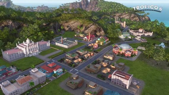 Tropico 6 ponúka gamescom trailer
