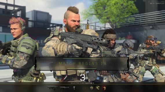 Call of Duty Black Ops 4 ukazuje Arsenal mapu