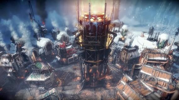 Frostpunk dostáva update People and Automatons