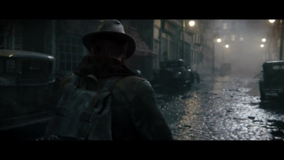 The Sinking City - Death May Die - Cinematic Trailer