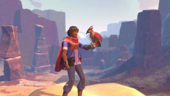 Falcon Age - Reveal Trailer