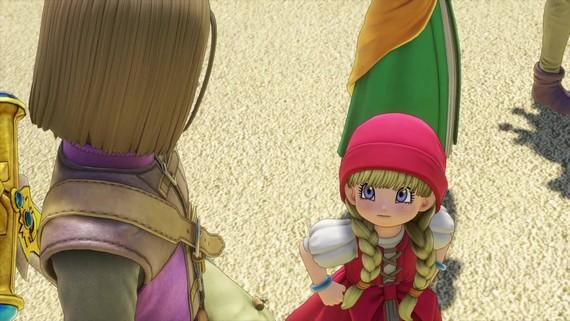 Dragon Quest XI predstavuje vašich spoločníkov