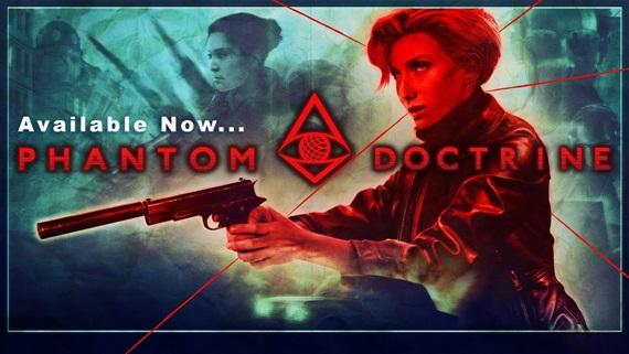 Špionážna ťahovka Phantom Doctrine je vonku