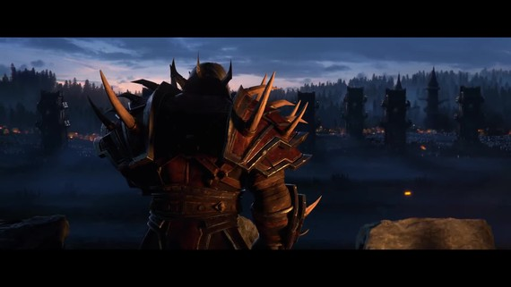 World of Warcraft Battle for Azeroth - Old Soldier - cinematic trailer