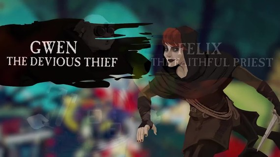 Legenda o Artušovi ožíva v ťahovej RPG Sword Legacy: Omen