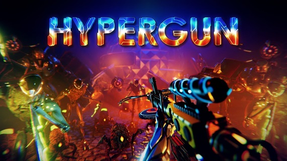HYPERGUN pred vydaním ukazuje svoj gameplay