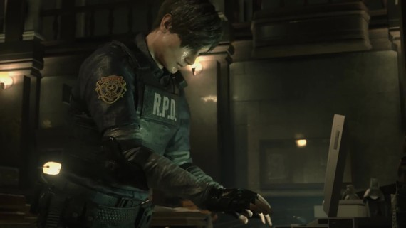 Resident Evil 2 Remake - PC gameplay